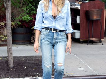 Fashion aus Denim: Coole Jeans-Trends