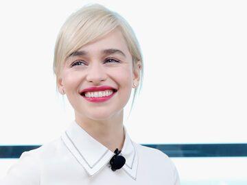 Emilia clarke lesbischen Sex