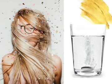 Aspirin Soll Gegen Grünstich In Den Haaren Helfen