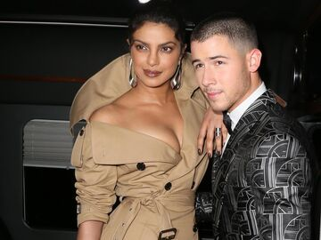 Wow! So prunkvoll hat Priyanka Chopra geheiratet