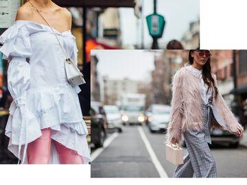 3604c6ab966d Weiße Blusen: So stylen wir den Modeklassiker im Frühjahr 2019!