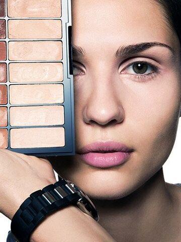 Make Up Farbton Bestimmen