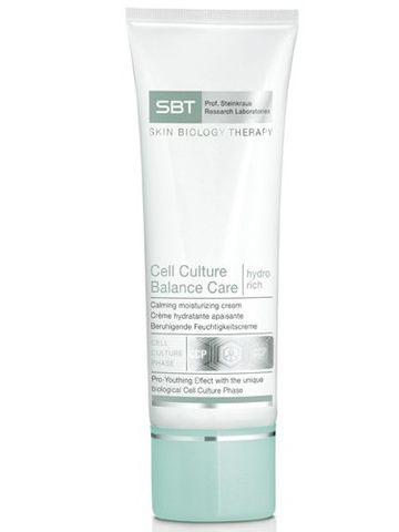 Creme Cell Culture Balance Care Hydro Rich von SBT