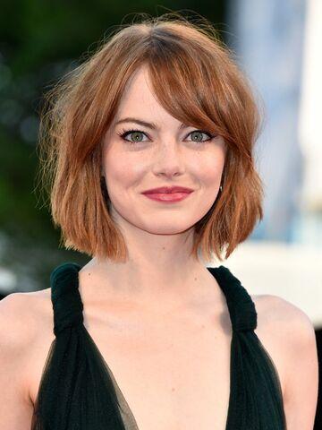 Frisuren für runde Gesichter