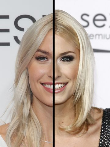 Haare blonde schulterlange Hochsteckfrisuren Für