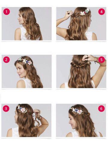 Hair Tutorials Die Schonsten Frisuren Zum Nachstylen