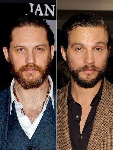 Tom Hardy und Logan Marshall-Green