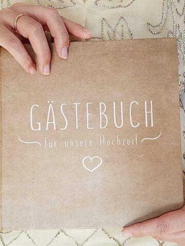 Gästebuch Zur Hochzeit Schöne Ideen Fürs Hochzeitsbuch