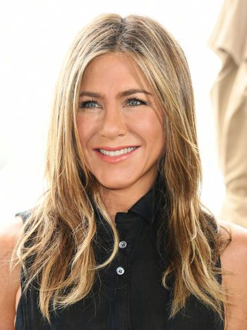 Stufenschnitt Jennifer Aniston