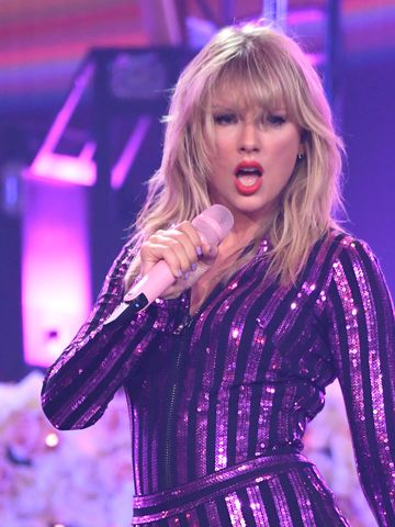 Stufenschnitt Taylor Swift