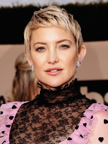 Kate Hudson Pixie-Cut