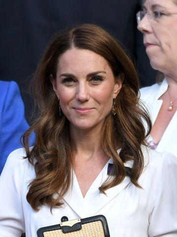 Kate Middleton Frisur