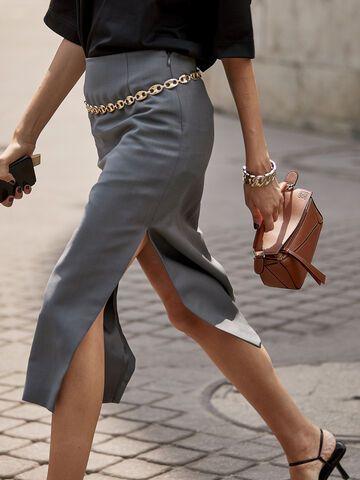 Mode Trend Dicke Waden Kaschieren Welches Kleid Steht Mir