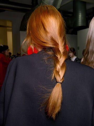 Blonde farbe auf braune haare