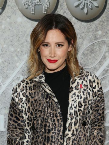 Ashley Tisdale Stufenschnitt