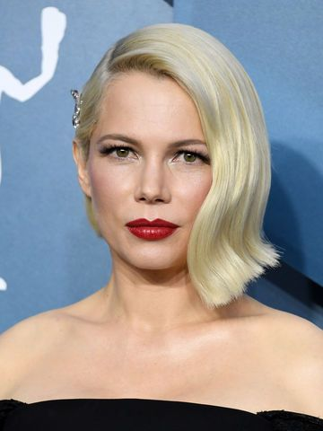 Michelle Williams kurze Haare