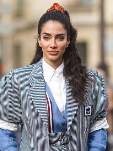 Trendfrisur 2021: Die schönsten Hairstyles im Homeoffice