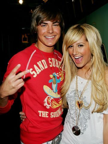 Zac Efron und Ashley Tisdale