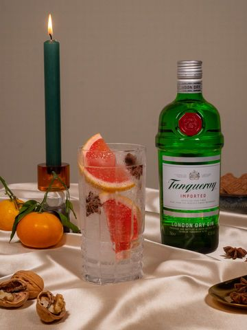 Tanqueray & (Winter) Tonic