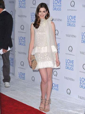Anne Hathaway Filmpremiere Love and other Drugs