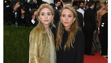 Mary-Kate und Ashley Olsen Met Gala 2016