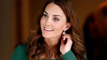 kate middleton herzogin mit ohrringen