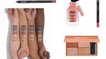 Sleek Make up Gewinn