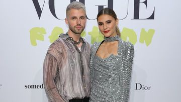 Stefanie Giesinger Marcus Butler Vogue Party