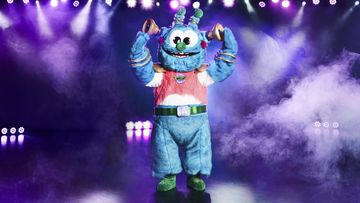 Das Alien The Masked Singer