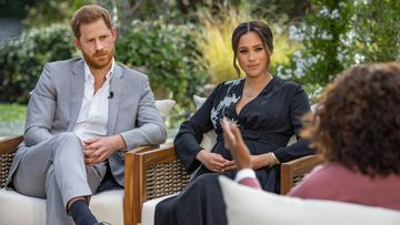 Prinz Harry Meghan Markle Interview bei Oprah Winfrey