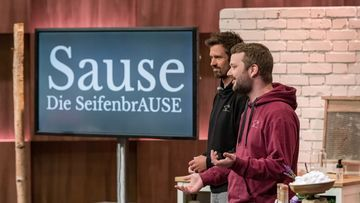 DHDL Sause Seifenbrause