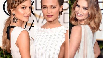 Die Frisuren der Golden Globes 2016