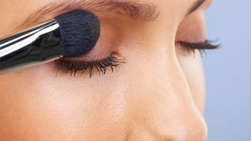 rainbow eye make up neu istock