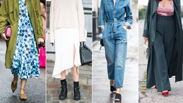 Die Top Ten Streetstyle Trends