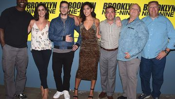 Brooklyn Nine Nine Serie mit Andy Samberg