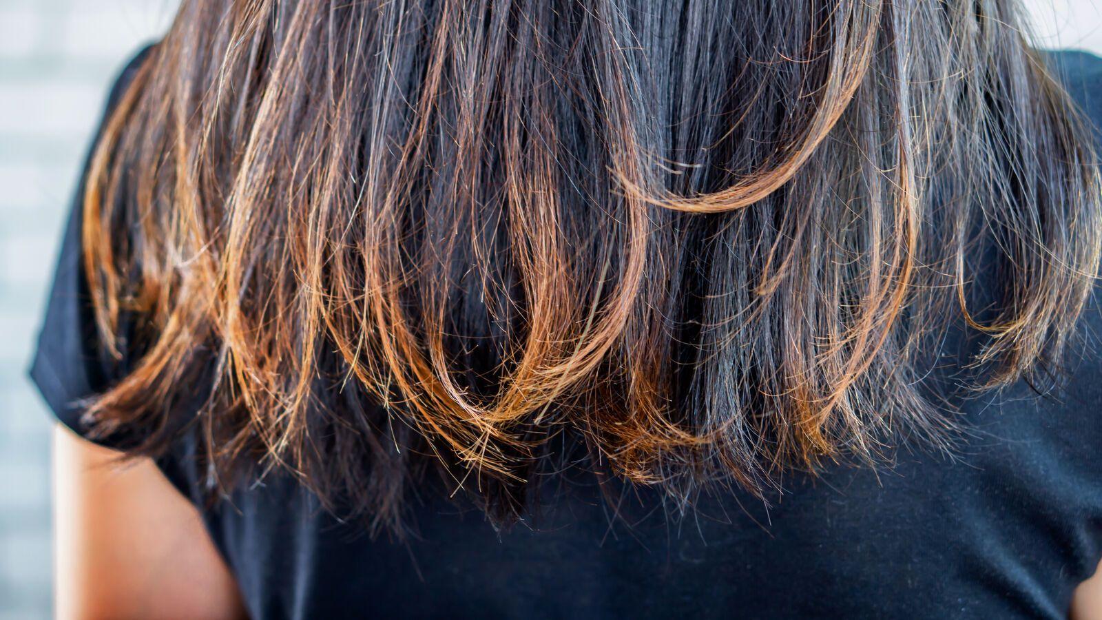 Spliss entfernen: Haarbruch in einer Woche loswerden