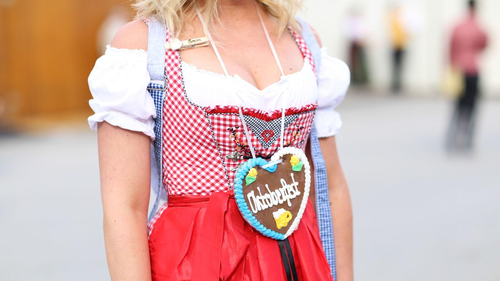 Oktoberfest: Dieses Dekolleté ist 2019 besonders beliebt